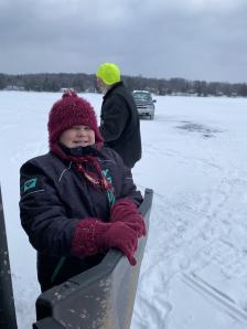 Ice Fishing Season