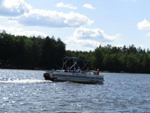 The Bluegill pontoon